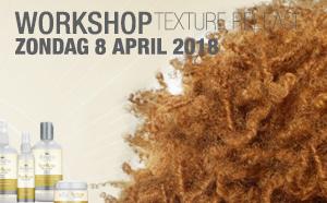 Texture Release workshop 8 april 2018