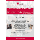 Vitality's COLOURTRENDS  herfst 2019 workshop