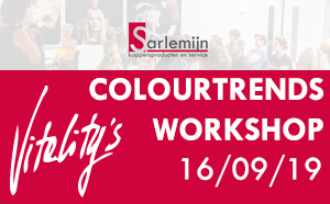 VITALITY'S COLOURTRENDS WORKSHOP
